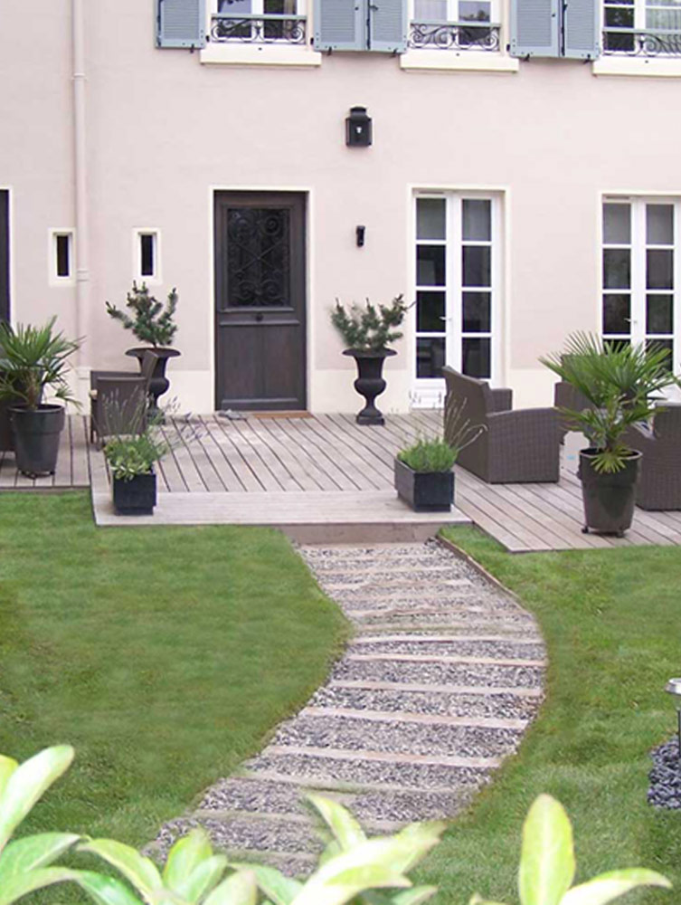 Swm exteriors paris architecture d 39 ext rieurs - Terras amenagee ...