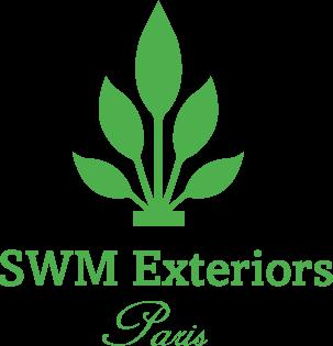 SWM Exteriors Logo